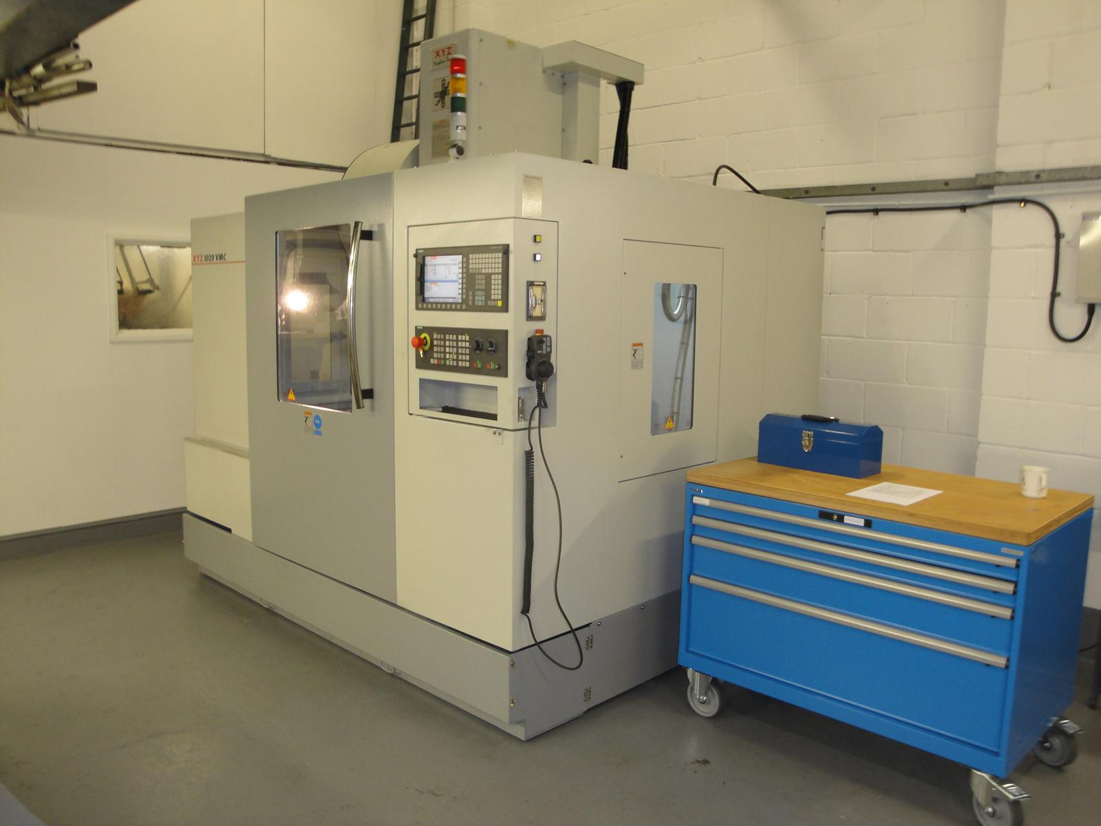 CNC Services in England Sussex
